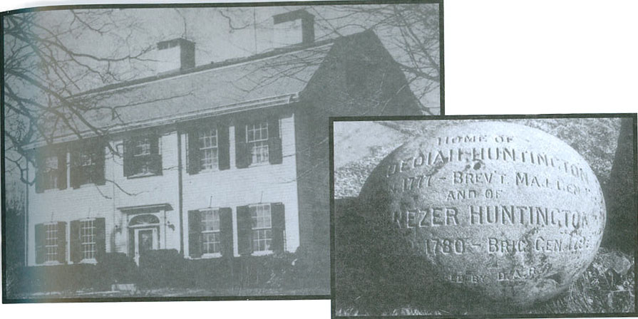 Jedediah Huntington Home