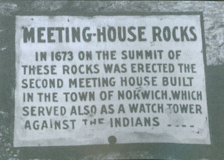 Meeting House Rocks