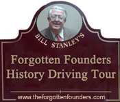 Forgotten Founders History Driving Tour