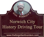Norwich City History Driving Tour
