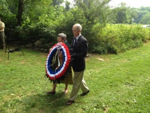 Wreath Ceremony 2012