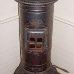 Stove Generously Donated by Louis and Betty Maheu