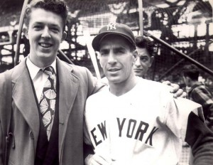 "Bill Stanley and Phil ""Scooter"" Rizzuto"