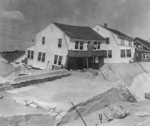 1938 Hurricane Aftermath Photo By Bill Stanley