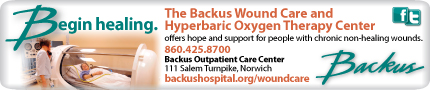 The Backus Wound Care and Hyperbaric Oxygen Therapy Center